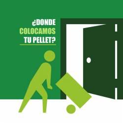 COLOCACIÓN PELLETS ASTURIAS COMUNIDAD DE MADRID